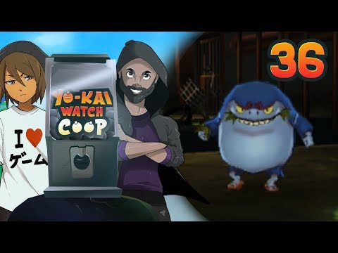 "36 ""INCREDIBLY THICC!"" Yo-Kai Watch Co-op w/ Nappy + Nexus"