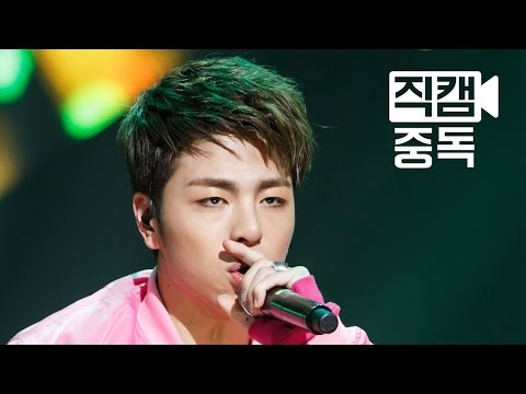 Fancam Koo Jun Hoe of iKON아이콘 구준회 WHAT'S WRONG왜 또 @M COUNTDOWN_160107 EP.88