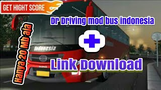 Wouw,,Cara instal Dr Driving mod bus indonesia