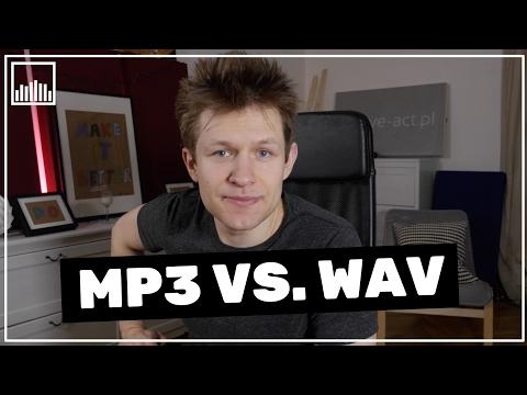 Czy Usłyszysz Różnicę? MP3 Vs. WAV