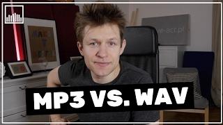 czy usłyszysz różnicę? mp3 vs wav
