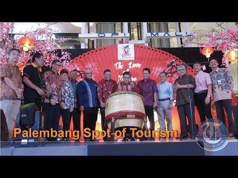 Tribun Sumsel Sriwijaya Post Dukung Palembang Spot of Tourism Lewat Festival Imlek