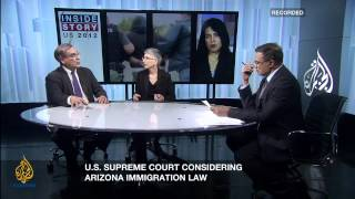 Inside Story US 2012 - How tough should the US be on immigration?