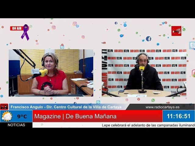 Radio Cartaya   El XV Ciclo de Teatro de Otoño de Cartaya cierra este próximo fin de semana