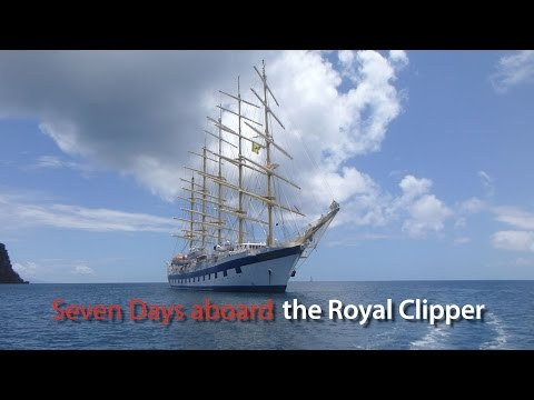 Seven Days aboard the Royal Clipper