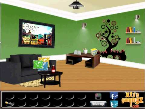 Rich house escape walkthrough youtube for Minimalistic house escape 5 walkthrough