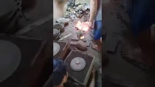 Daur ulang bahan bekas alumunium membuat perabotan rumah tangga ... 0869241753