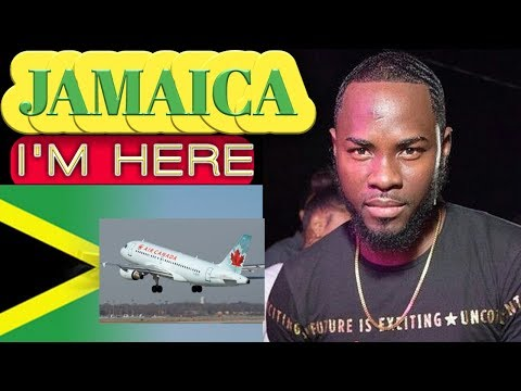 VACATION TIME: Kingston Jamaica 🇯🇲 To Enjoy Some Real Food & Great Vibes Vlog #38