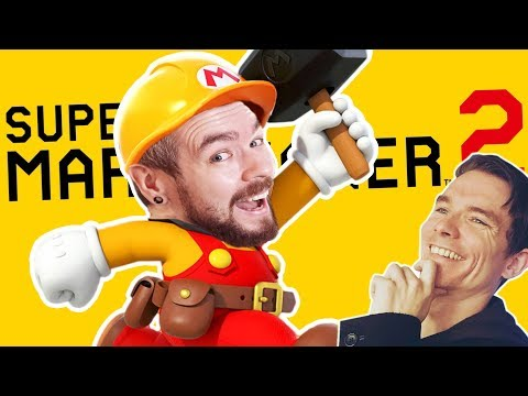 I DID IT.. I BEAT IT!   Super Mario Maker 2 Latest Gaming Videos on VIRAL CHOP VIDEOS