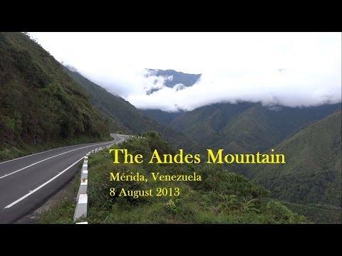 The Andes Mountain, Venezuela