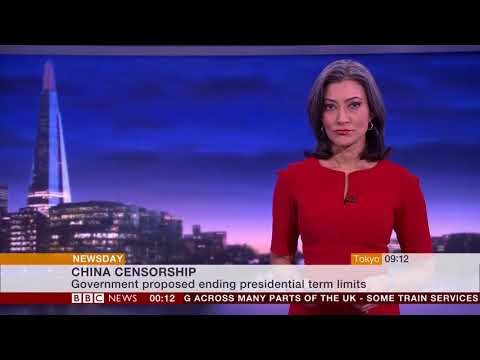 Sharanjit Leyl BBC Newsday February 27th 2018