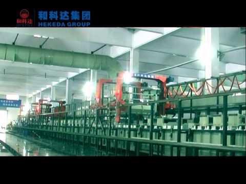 Shenzhen Hekeda Electroplating Equipment Co., Ltd.