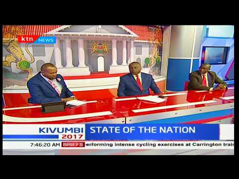 State of the nation : NASA heading to the supreme court part two 2017/08/17