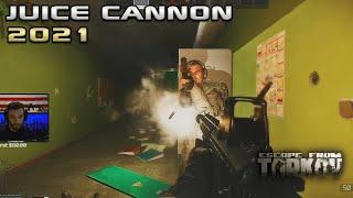 Juice Cannon Returns - Escape From Tarkov