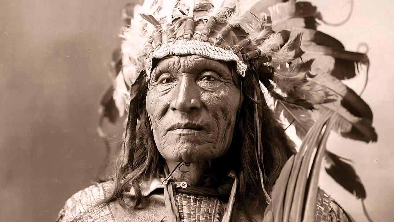 Картинки индейцев с поднятой рукой