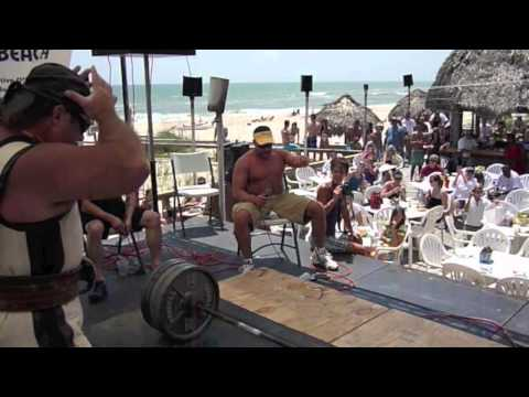 George Herring sets a world record 710 lb deadlift