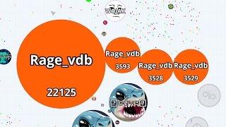 Agario Mobile *NEW SKINS* + Insane Baits | Agar.io #UNCUT!!!