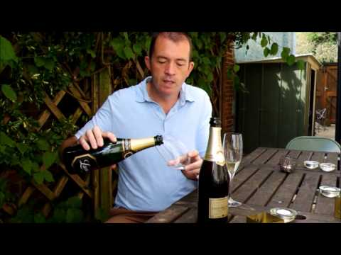 Tasting Champagne: Roederer and Lanson