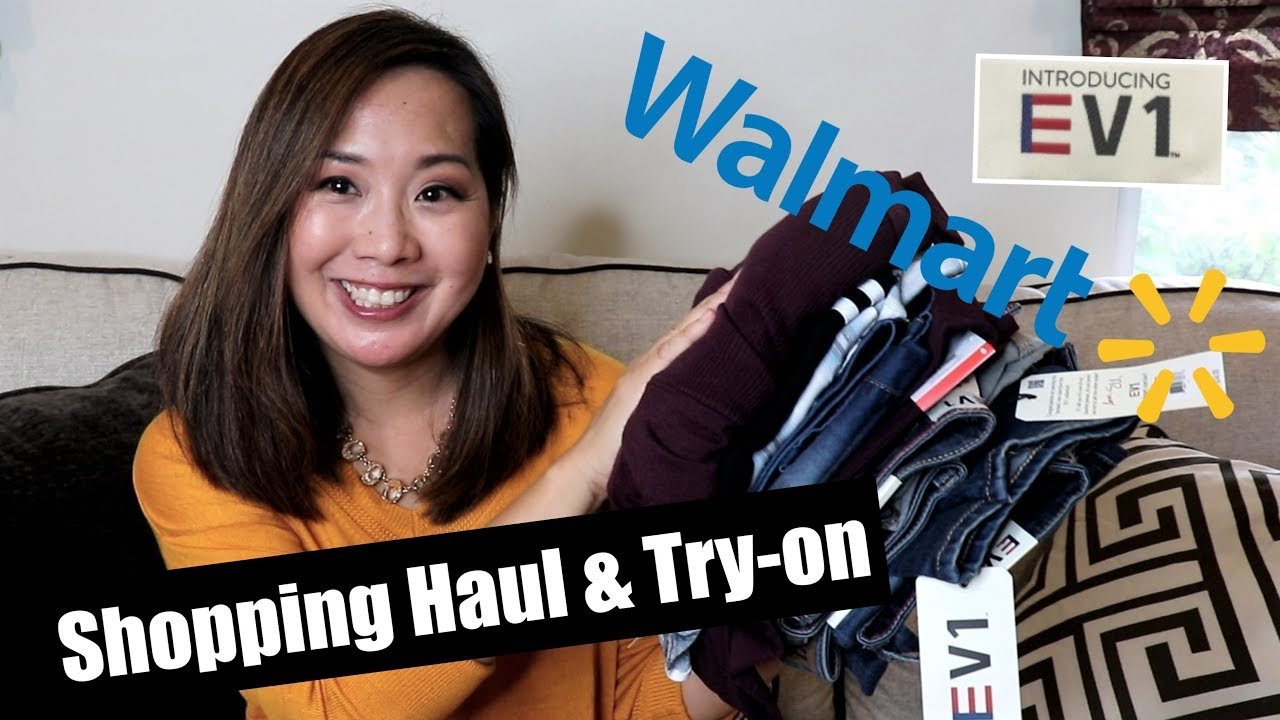 b717500928684d Walmart Clothing Haul   EV1 from Ellen DeGeneres & More   November ...