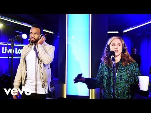 Katy B, Craig David - Who Am I In The Live Lounge