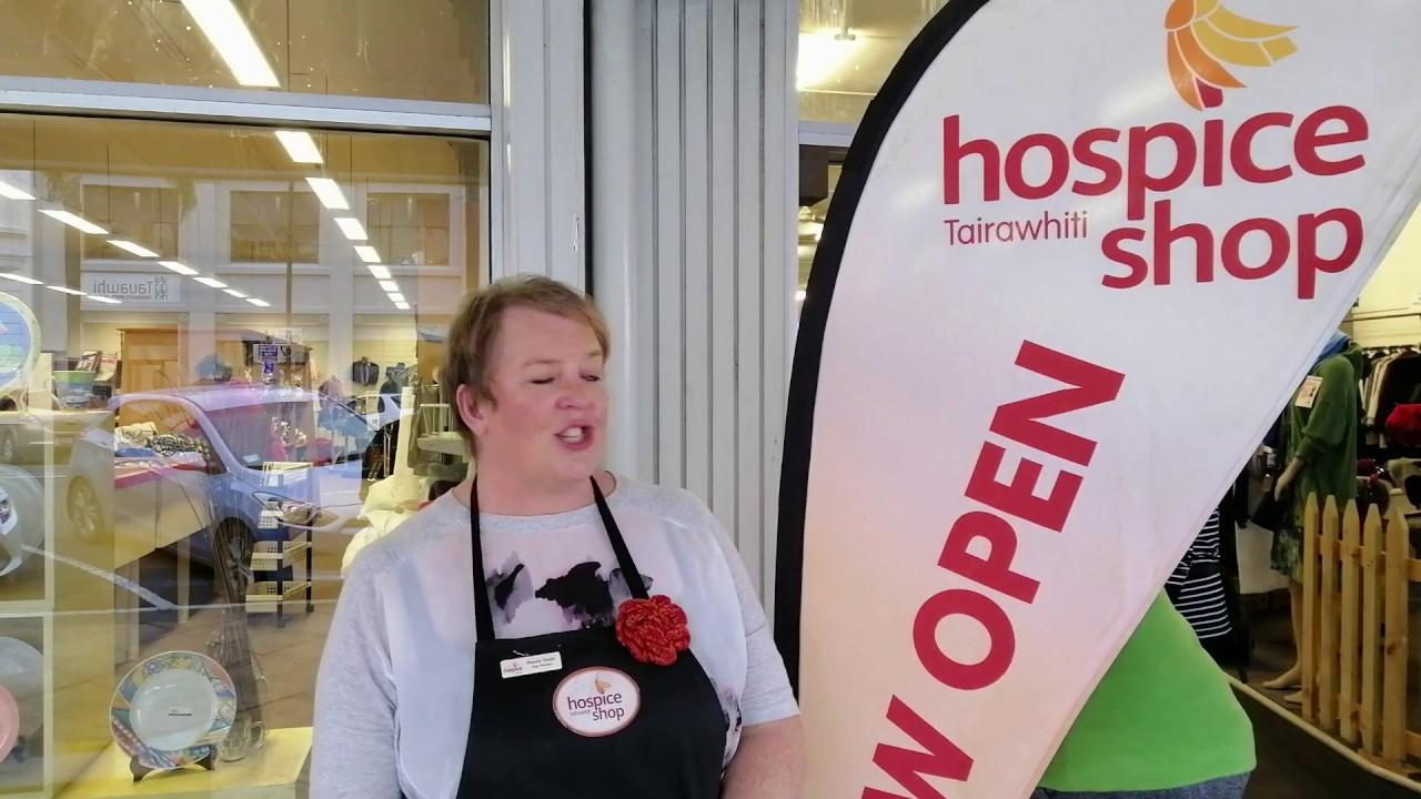 Tairawhiti Hospice Shop Reopen!