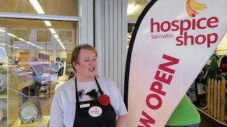 Tairawhiti Community Voice - Video Series - Tairawhiti Hospice Shop Reopening