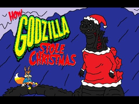 How Godzilla Stole Christmas - YouTube