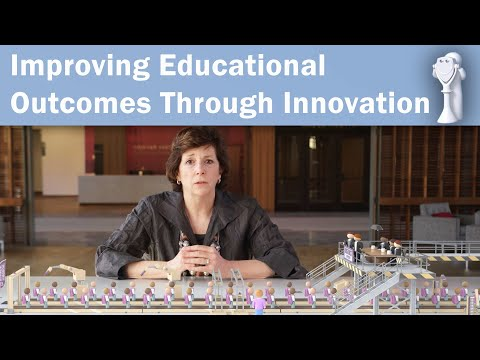 Improving Educational Outcomes Through Innovation With Macke Raymond: Perspectives On Policy