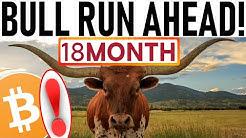 $15k BITCOIN! 18 MONTH BULL RUN AHEAD! VOLATILITY WHEN THIS HAPPENS! GOV'T TURMOIL FUELING BTC BOOM!