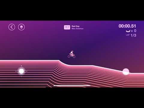 Rad Trails iOS Gameplay