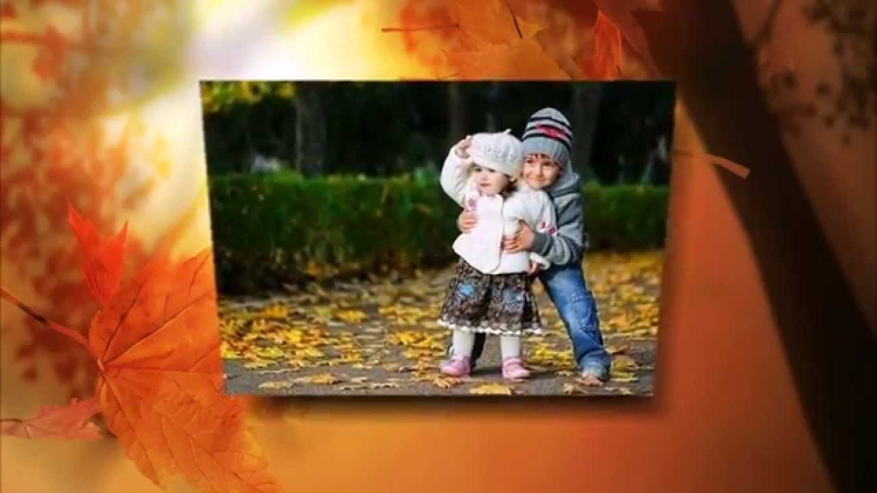 красивые картинки для детей осень