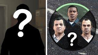 GTA 5 - UNLOCK a SECRET 4th Character! (Easter Egg)