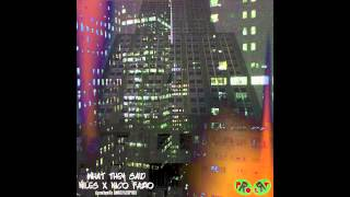 [Instrumental] What they said (Prod by Niles of Pro Era & Nico Fazio)