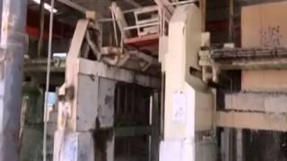 Распил мраморного блока на фабрике в Китае(Компания КитайКамень предлагает контроль качества изделий на фабриках в Китае .www.kitaikamen.ru - ваш надежный..., 2014-05-15T23:41:45.000Z)