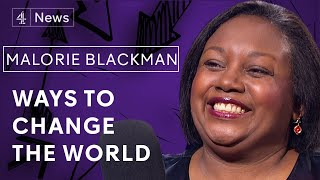 Malorie Blackman on her new 'Noughts and Crosses' book and anti-immigrant feeling in the UK