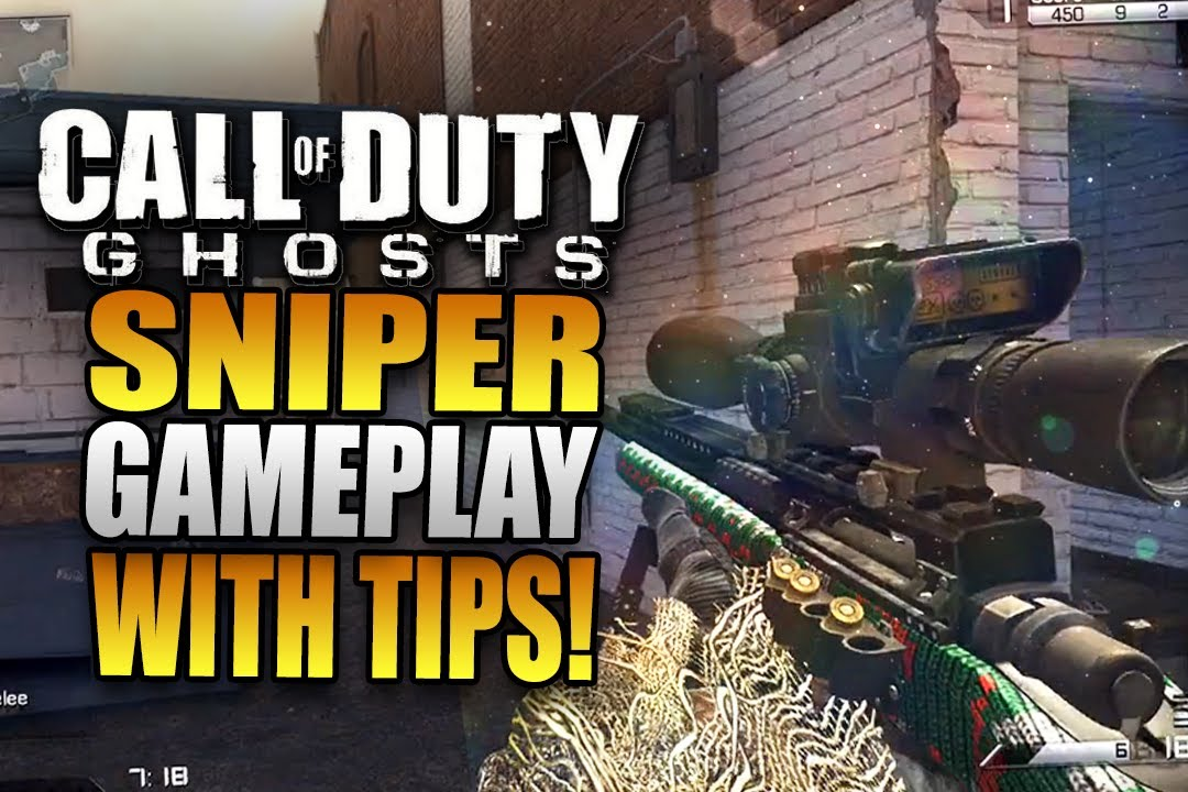 Call of Duty Ghosts Quickscoping Gameplay - FFA SNIPING ...