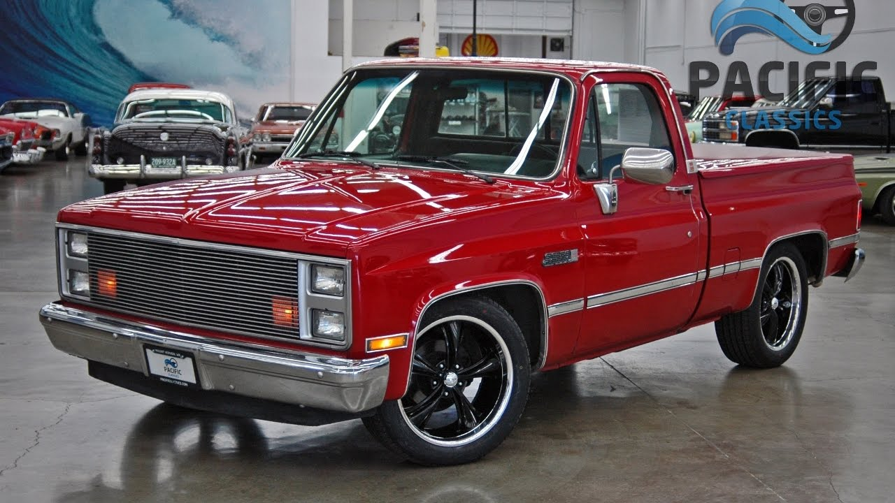 small resolution of 1987 gmc sierra classic