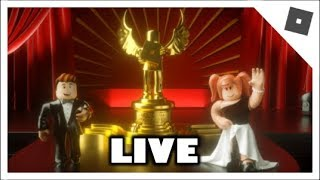 The 5th Annual Roblox Bloxy Awards (LIVE Viewing Party!)
