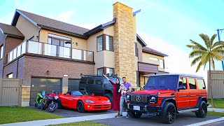 THE IDREES FAMILY OFFICIAL HOUSE TOUR!!