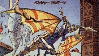 Classic Game Room - PANZER DRAGOON review for Sega Saturn
