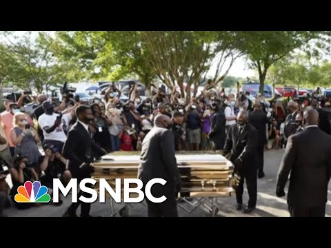 Sharpton: George Floyd's Funeral Showed 'The Determination To Keep Fighting For Justice' | MSNBC