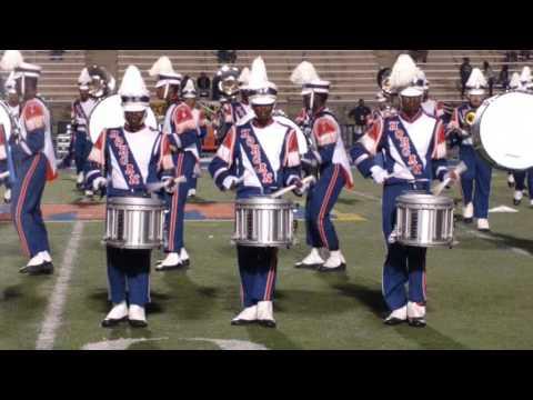 Morgan State University Marching Band 2016
