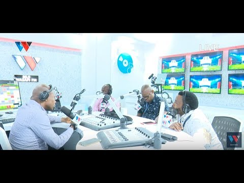 #LIVE: SPORTS ARENA NDANI YA 88.9 WASAFI FM - DECEMBER 11. 2019