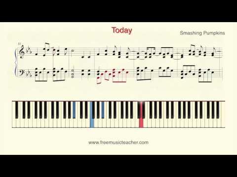"how-to-play-piano:-smashing-pumpkins-""today""-piano-tutorial-by-ramin-yousefi"