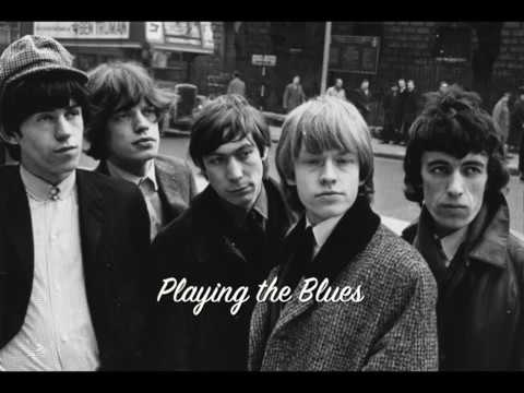 The Rolling Stones - Playing the Blues - Fancy Man Blues