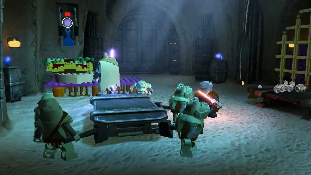Lego Star Wars Iii The Clone Wars 2 Player Co Op Hd Youtube