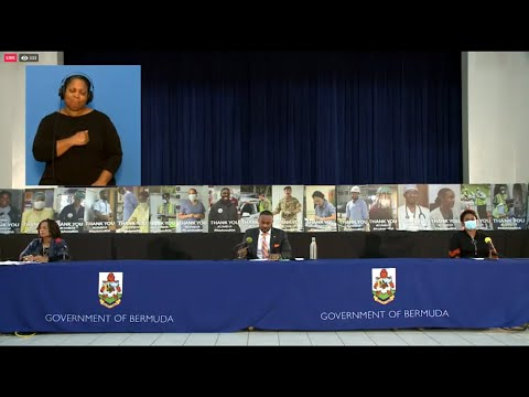 Live Video: Government press conference on Covid-19