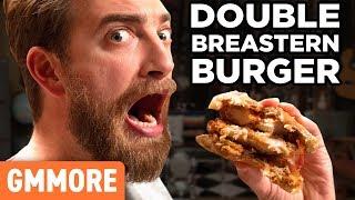 Double Breastern Bacon Cheese-wich Taste Test