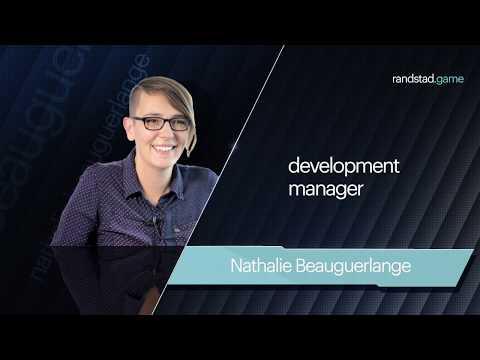 Entretien avec Nathalie Beauguerlange, development manager
