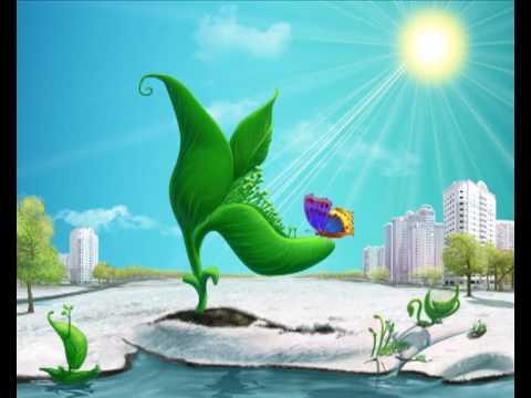 Картинки анимационные к весне